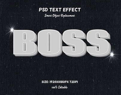 Photoshop Text Styles