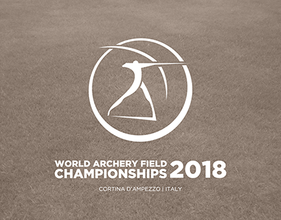 World Archery Field Championships logo restyle
