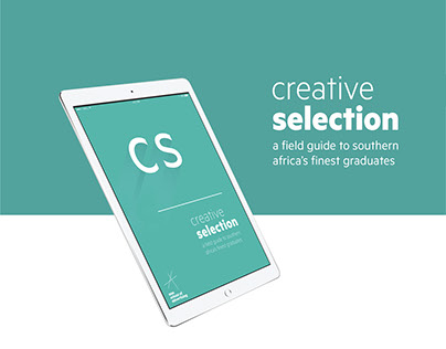 creative selection // digital catalogue
