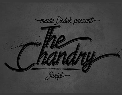Free Font: Chandry