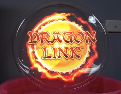 Dragon Link - 3D Holographic LED Fan