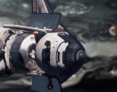In orbit of Gliese 531c