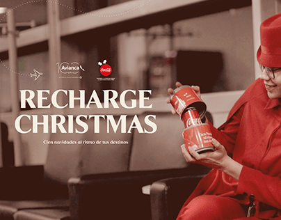 Recharge Christmas / Coca-Cola
