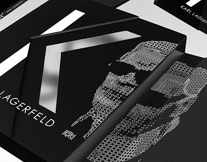K Karl Lagerfeld / brand identity