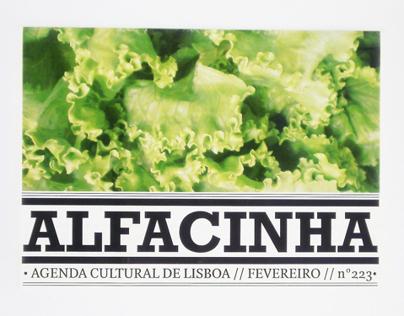 LISBON CULTURAL AGENDA // ALFACINHA