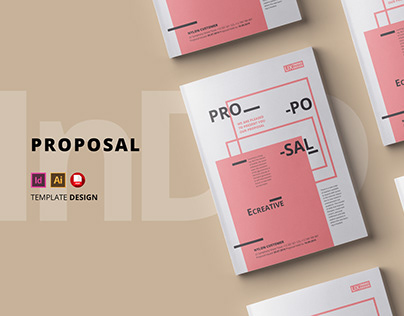 Proposal Template Sharp and Clean