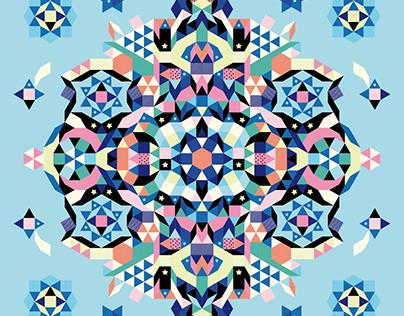 POPPIK Sticker posters Sticker panoramas Sticker puzzle