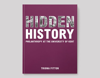 Hidden History – Book Design