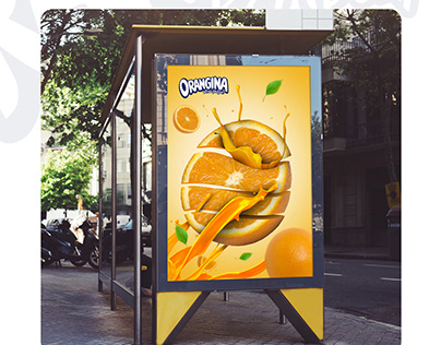 Advertisement - Orangina