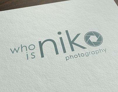 Who is Niko | Photography