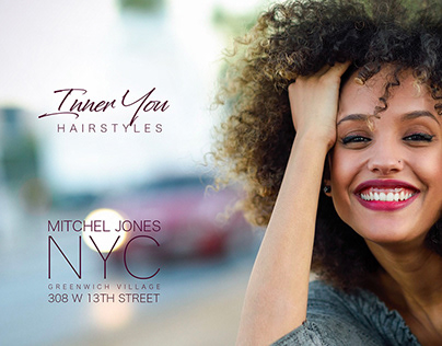 Mitchel Jones® Inner You Hairstyles™ NYC