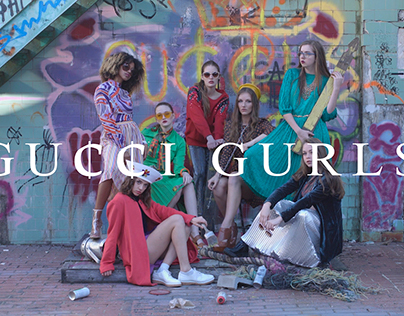 Fashion Film // GU¢¢I GURL$