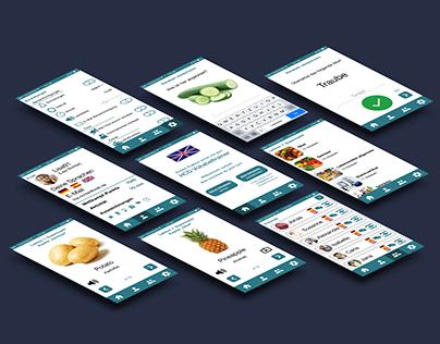 Prototype of Vocabulary App