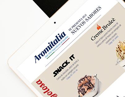 NEWSLETTER / Aromitalia