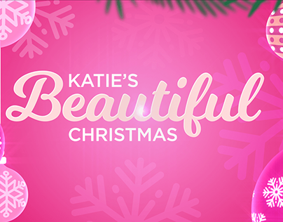 ITV Lorraine – Katie's Beautiful Christmas