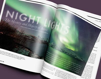 Night Lights - Editorial