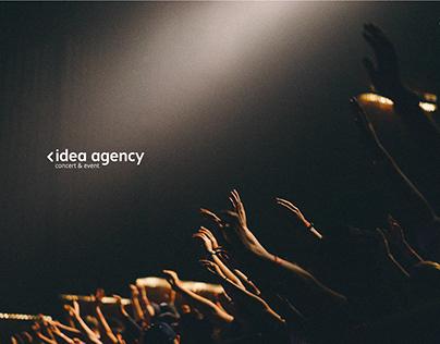 Idea agency. Logo