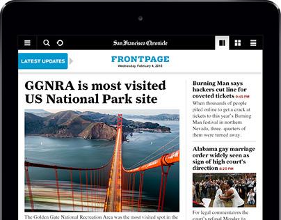 San Francisco Chronicle: Premium News App