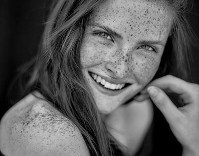 Model Josephine Charlotte Lecluyse from Flag Models
