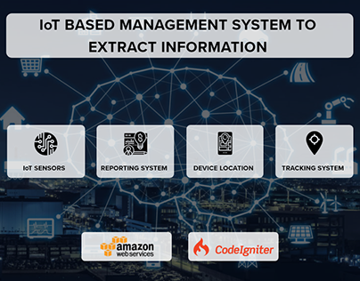 IoT based Management System to Extract Information