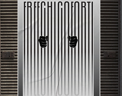 POSTER CHICO FORTI FREE - Social Campaign