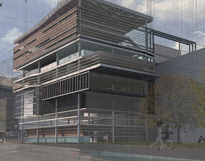 Architectural Renderings + Graphics