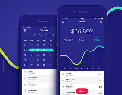 MyWallet - Manage Your Budget