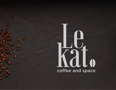 Cafe Branding   Lekat Coffee and Space