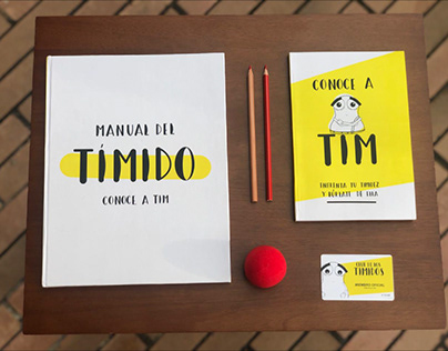 Conoce a TIM Manual del timido