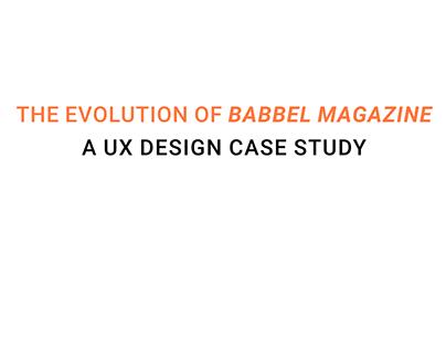 Case Study: Babbel Magazine Redesign