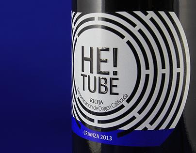 HETUBE! Packaging