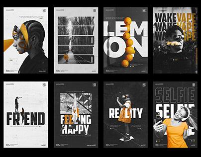 Poster Designs - Vol. 2