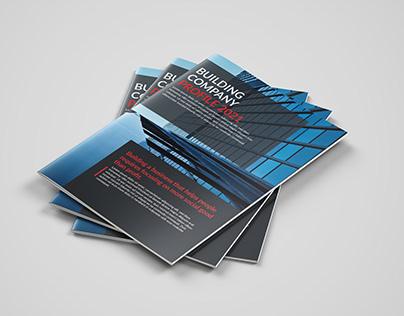 Building Company Brochure