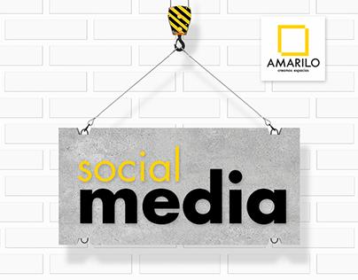 SOCIAL MEDIA - AMARILO