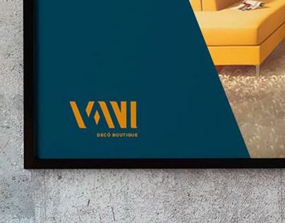 Vani Decó Boutique - Logo