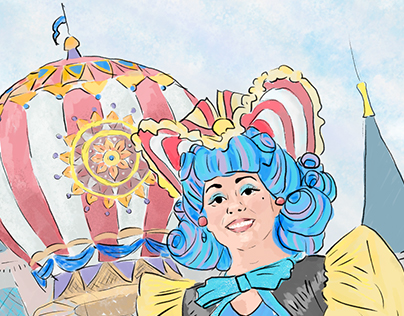 Magical Parade - Rachel