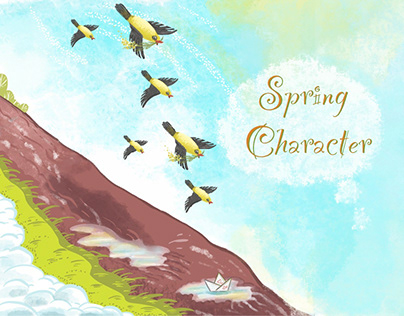 Spring Character