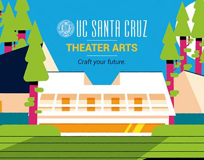 UC Santa Cruz Theater Arts Undergraduate Programs