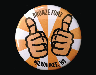 Expected Milwaukee: Button Design