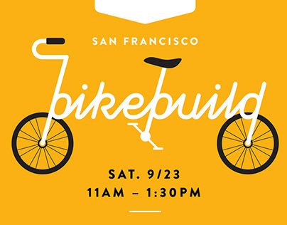 SF Rotary Bike Build Flyer