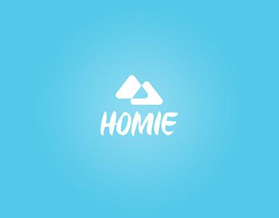 Homie - Service Design
