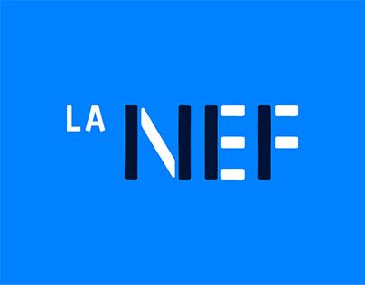 La Nef - Branding