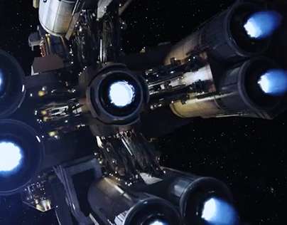 The Expanse / Childhood's End Launch Promos