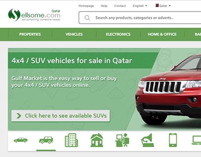 SellSome.com - Best advertising platform in Middle-East