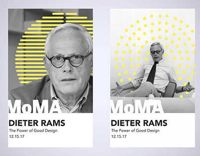 Dieter Rams Motion Design Exercise