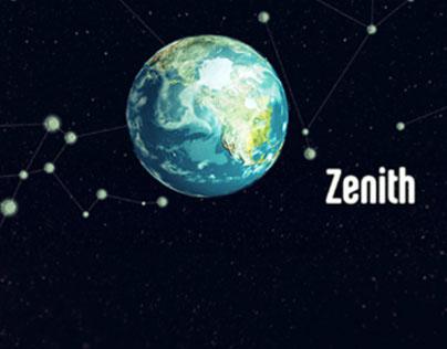 Zenith - Interactive Constellations Viewer