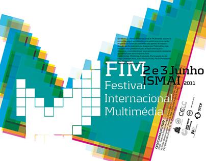 FIM - Festival Internacional Multimédia | 2011