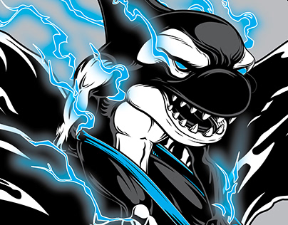 Orca Super Hero - Character Design