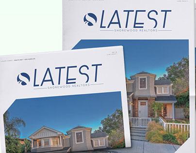 Newspaper Design - Shorewood Realtors
