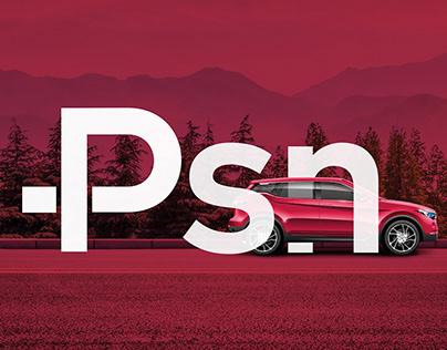 PSN // Branding Design